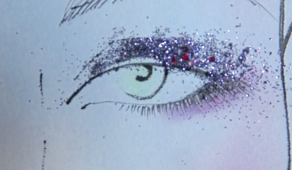 Trucco per capodanno: beauty tips face charts