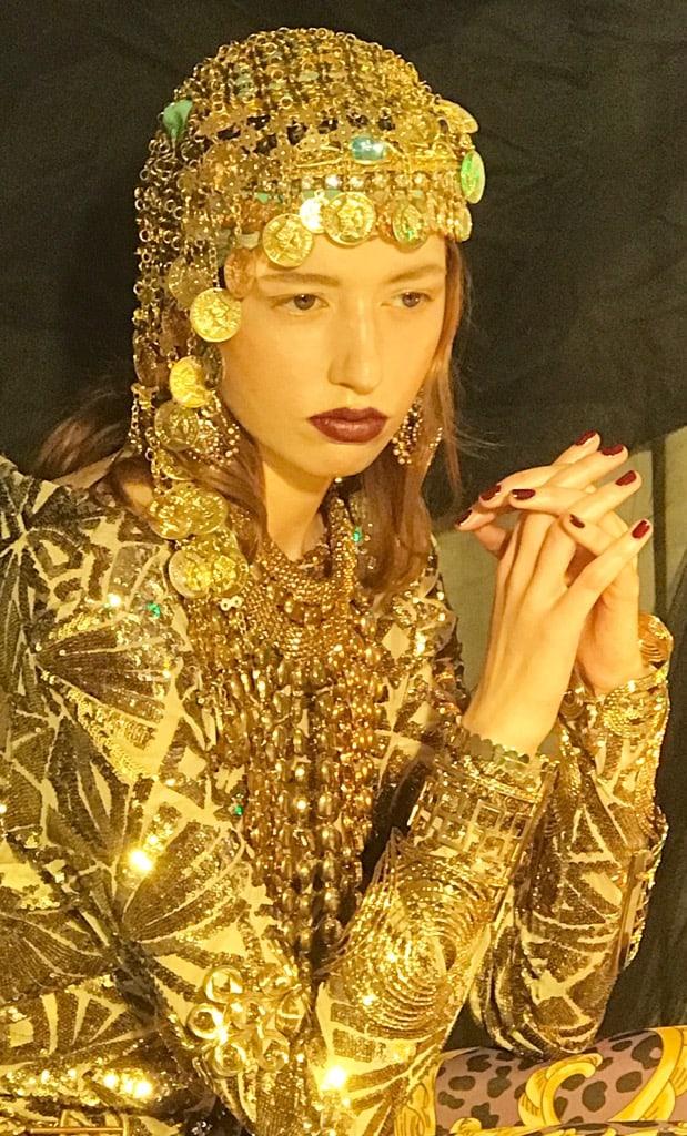 trucco capodanno 2019 fabiennerea make up artist