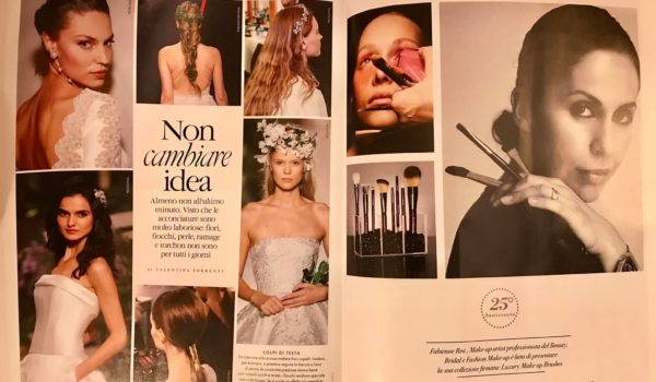 Trucco sposa 2019: tendenze make up per la sposa