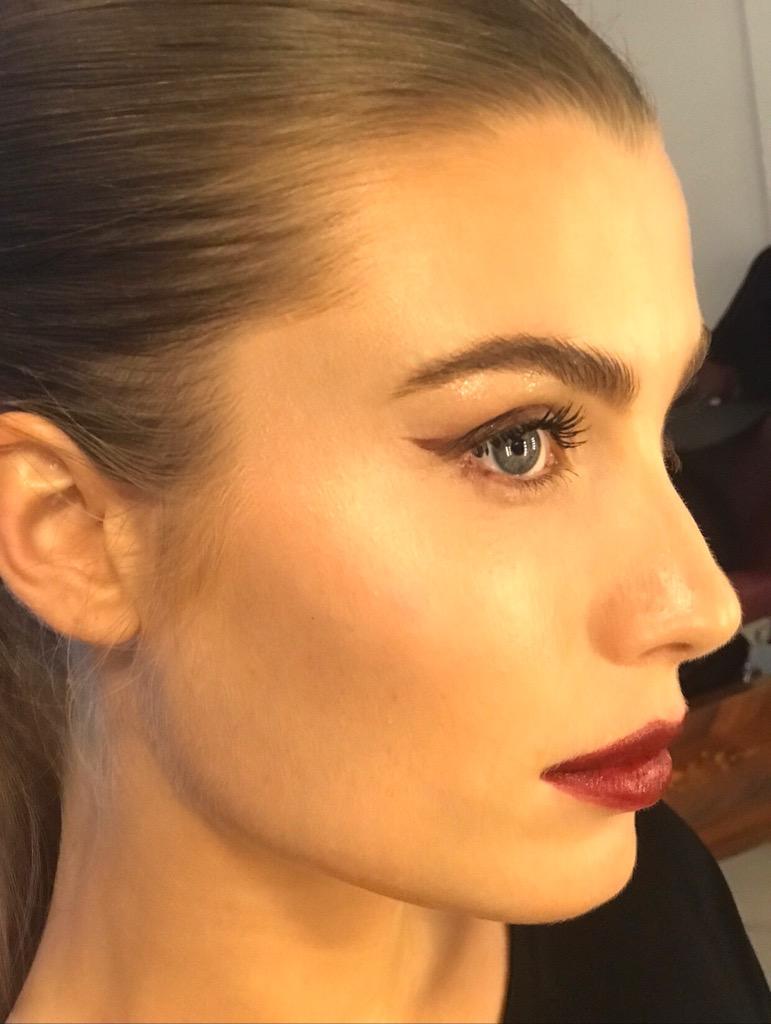 illuminante viso Fabienne Rea make up artist